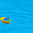 Toy boat  — Stock Photo
