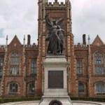 Queens university Belfast — Stock Photo #50811097