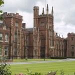 Queens university Belfast — Stock Photo #50811101