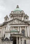 Belfast city hall — Stock Photo