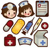Medical and Healthcare Icon — Vector de stock