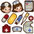 Medical and Healthcare Icon — Stock Vector #28384259