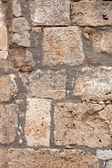 Beautiful medieval Stonewall — Stock Photo
