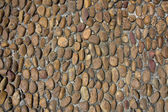 Old rounded cobbles — Stock Photo