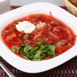 Borsch — Stock Photo #30796525