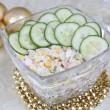 Crab Salad — Stock Photo