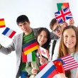 Постер, плакат: International education concept