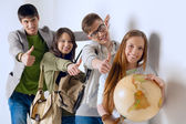 International education concept — Stock Photo