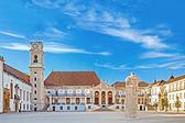 Coimbra university building — Stock Photo