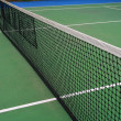Tennis net — Stock Photo