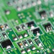 Electronic PCB background — Stock Photo #32435471
