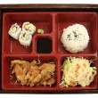 Bento japan food — Stock Photo
