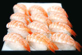 Sushi , Japanese food — Stock Photo