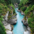 Kawarau river Queenstown, New Zealand — Stock Photo