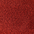 Red background, fabric texture  — Stock Photo