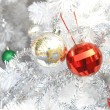 Foto Stock: Christmas ball