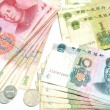 Stock Photo: Yuan, Chinmoney background