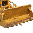 Part of bulldozer — Stock Photo