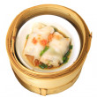 Chinese steamed dimsum — Stock Photo
