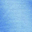 Stock Photo: Light blue fabric background