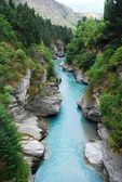Kawarau river Queenstown, New Zealand — Stockfoto