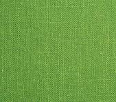 Textura de livro de capa dura verde — Foto Stock