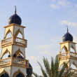 Two mosque tower , Thailand — Stock Photo #32450105
