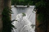 Dam spillway , Thailand — Stock Photo