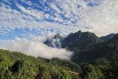 Mountain range in Chiang Mai, Thailand ( Doi Luang, Chiang Dao, — Stockfoto