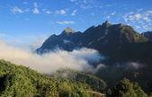 Mountain range in Chiang Mai, Thailand ( Doi Luang, Chiang Dao, — Photo