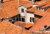 Medieval town — Stock Photo