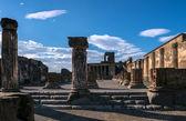 basilica, Pompeii (Italy) — Stock Photo