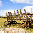 Old wagon — Stockfoto #33008779