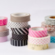Washi tape roll, masking tape — Stock Photo #30160173
