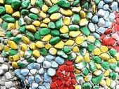 Mosaïque colorée abstraite — Photo