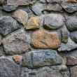 Stone wall with abstract pattern — Stok fotoğraf