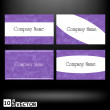 Vector business cards — Stock Vector #37713471