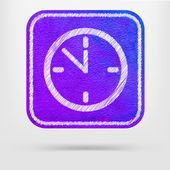 Taktgeber-ikone — Stockvektor