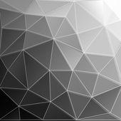 三角形の抽象的な背景. — ストックベクタ