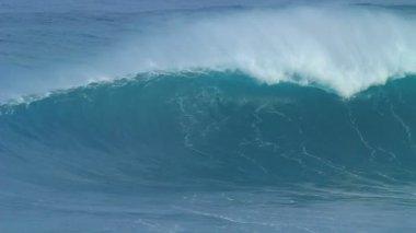 Ocean Wave Crashing — Stock Video