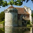 Stock Photo: Scotney Castle