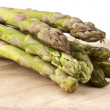 Bunch of green asparagus — Stock Photo #28591025