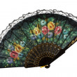 Chinese fan — Stock Photo