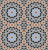 摩洛哥无缝模式 — 图库矢量图片