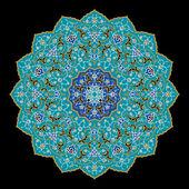 Usuf Arabic Ornament — Stock Vector