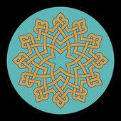 Emil Arabic Ornament — Stock Vector
