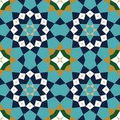 Abadan bezešvé vzor 4 — Stock vektor