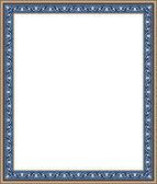 Abadan Arabic Frame One — Stock Vector
