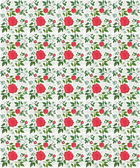 Floral seamless roses pattern — Stock Photo