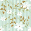 Abstract seamless floral pattern — Zdjęcie stockowe #32864815